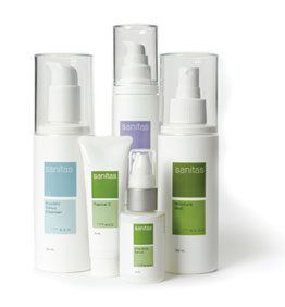 Sanitas Skincare Is One Of The Best Lines Out There It Is Made In Colorado And Extremely Effective And Active Paraben Free Products Skin Care Skincare Review