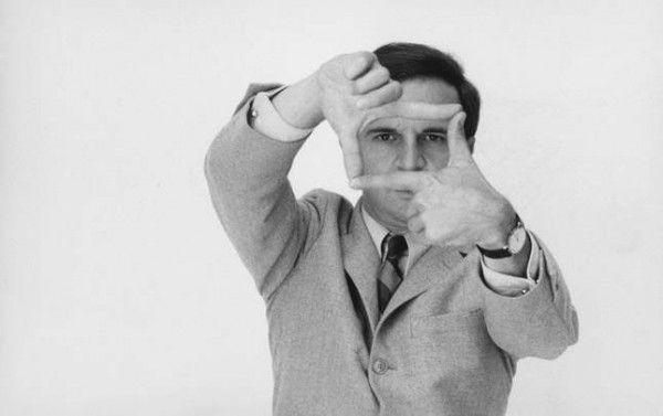 François Truffaut en 1968 © Pierre Zucca