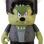 Mickey Frankenstein by Gerald Mendez of The Spooky Series Set.