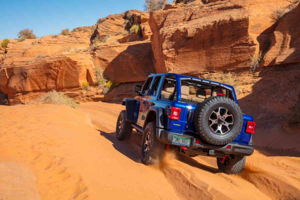 What Are The Biggest Tires You Can Fit On A Stock Jeep Wrangler