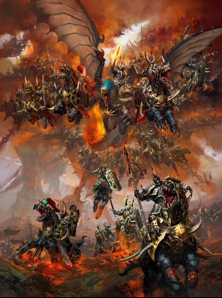Artworks from Warhammer Age of Sigmar II | Warhammer ...  Artworks from W...