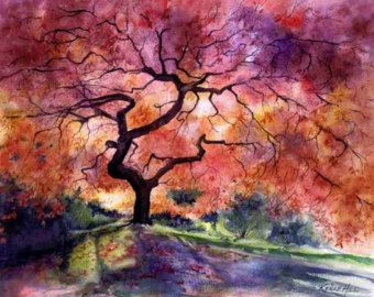 Famous Japanese Nature Paintings Images Pictures