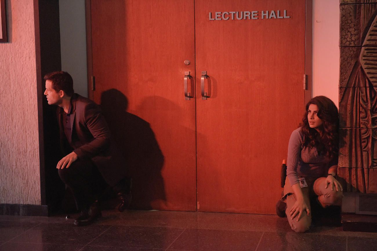 Quantico: An Attack on the Academy Goes Awry