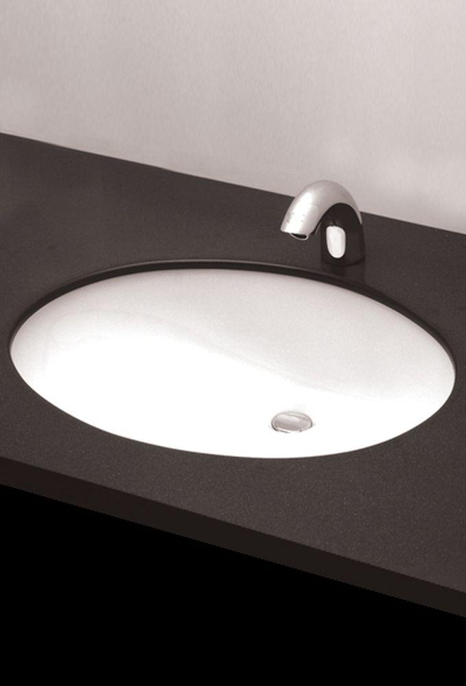 Toto Lt569 01 17 X 14 Inch Undercounter Lavatory In Cotton Sink Bathroom Sink Glass Sink