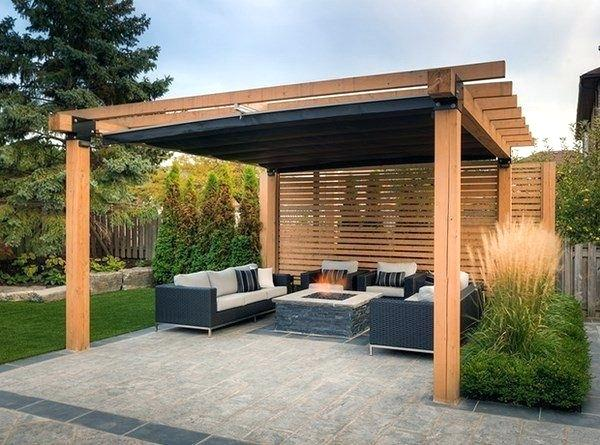 Modern Gazebo Image Result For Modern Gazebo Lounge Modern Gazebo Plans In 2020 Backyard Gazebo Backyard Pergola Pergola Shade
