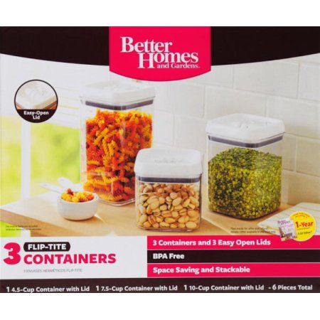 981fe22e1e537881243a95118f3ccf5c - Better Homes And Gardens Flip Tite Containers 6 Piece