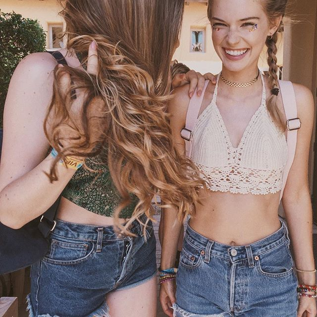 Summer Outfit 2016 Brandy Melville USA - @brandymelvilleusa