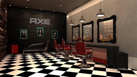 Man Cave Barber Dublin : Dicas de como decorar uma barbearia sucesso decoração e