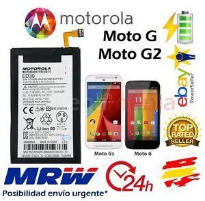 bateria ed30 motorola moto g g2 xt1031 xt1032 xt1033 xt1039 xt1040 xt1063 - Categoria: Avisos Clasificados Gratis  Estado del Producto: Nuevo BaterAa ED30 MOTOROLA MOTO G G2 XT1031, XT1032, XT1033, XT1039, XT1040, XT1063Valor: 3,75 EURVer Producto