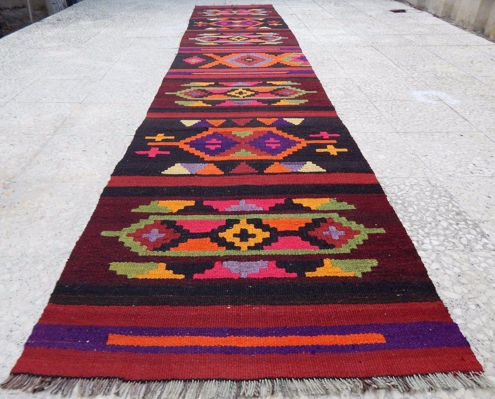Handmade Unique Tribal Kilim