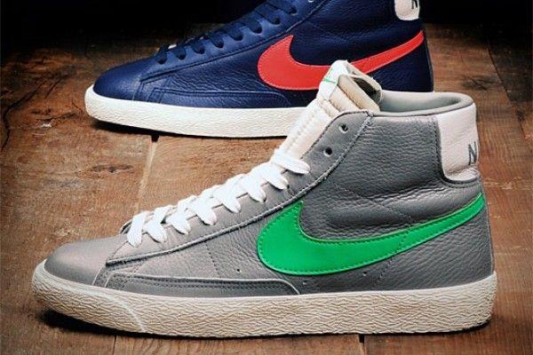 Stussy X Nike Blazer Retro