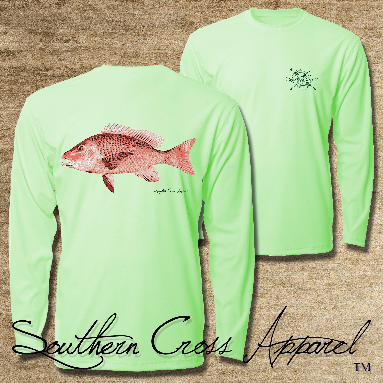 Performance Fishing Shirts Custom Summer Cook