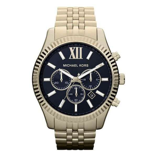 Men S Watch Michael Kors Mk8286 45mm If You Like Keeping Up With The Latest Fashion And Accessory Trends B Michael Kors Chronograph Herrenuhren