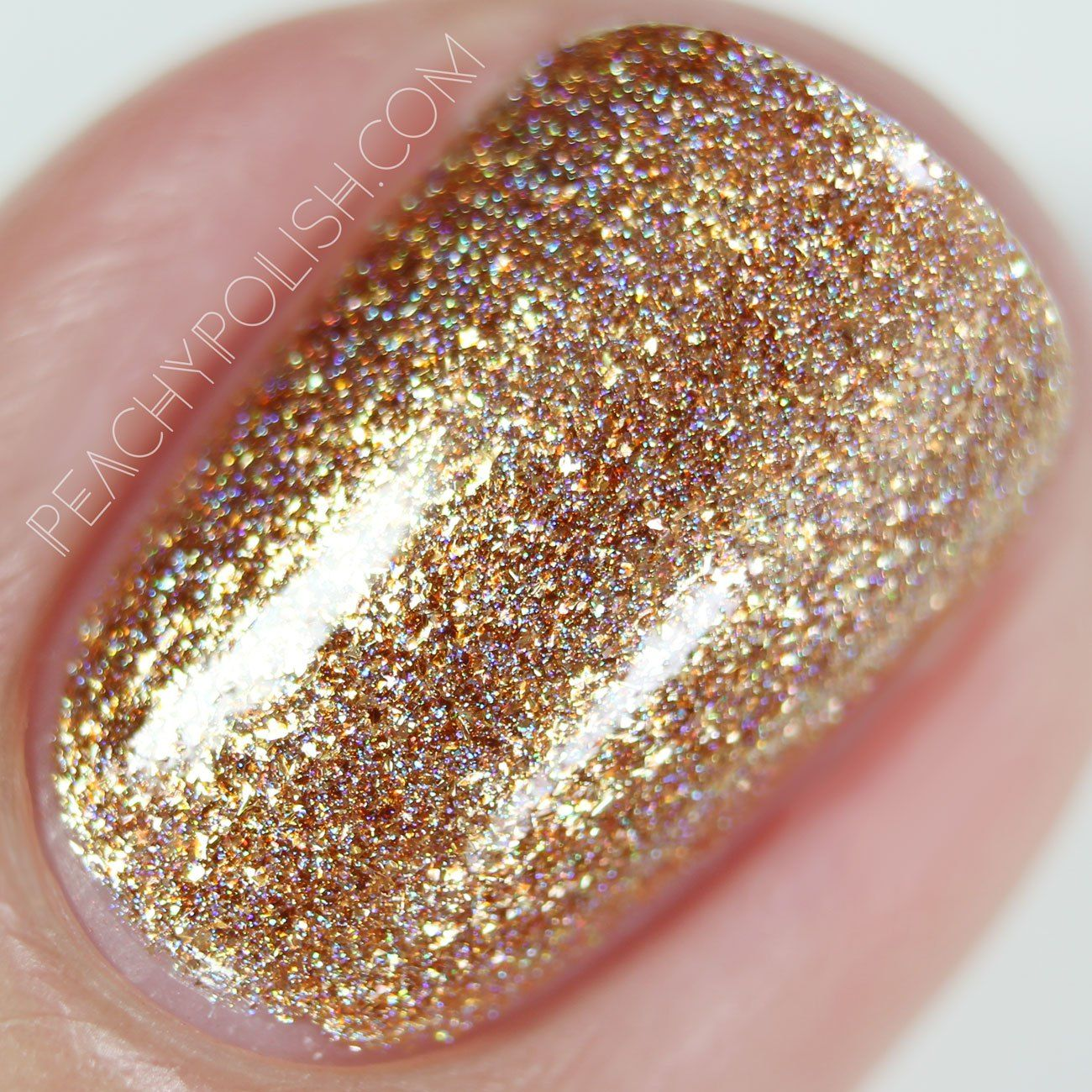 Nine Zero Lacquer Holy Fire   Fall 2016 Collection   Peachy Polish