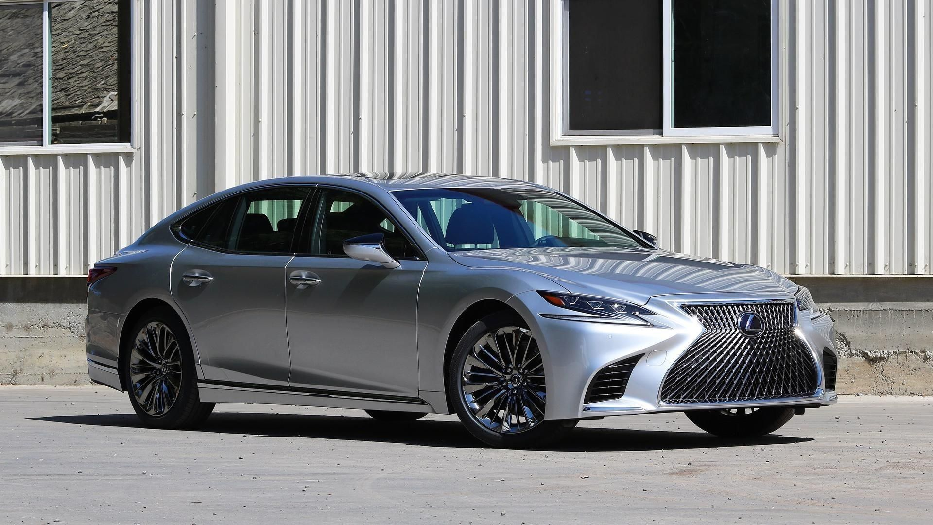 2020 Lexus Ls 500 V8 New Engine Di 2020