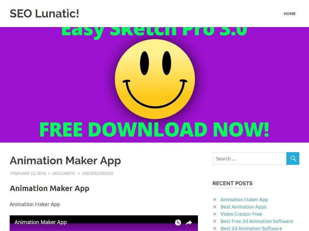 Animation maker app with images animation software