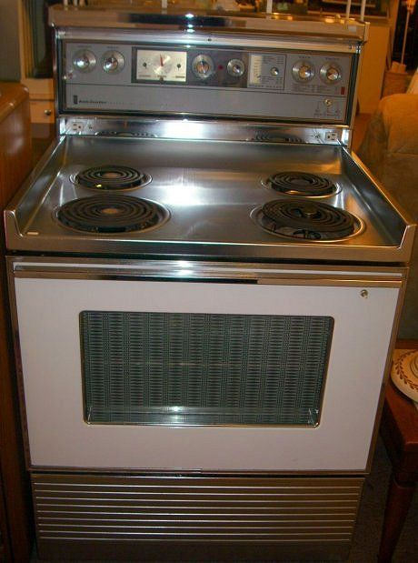 1947 Gibson electric stove. | The key to happiness is a VINTAGE ...