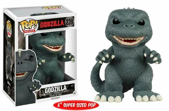 Godzilla pop ^^