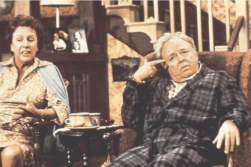 All in the Family S5 E12 - George and Archie Make a Deal