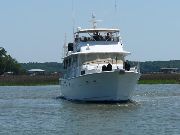Jacksonville, FL | boats | Hatteras yachts, Boat, Motor yacht
