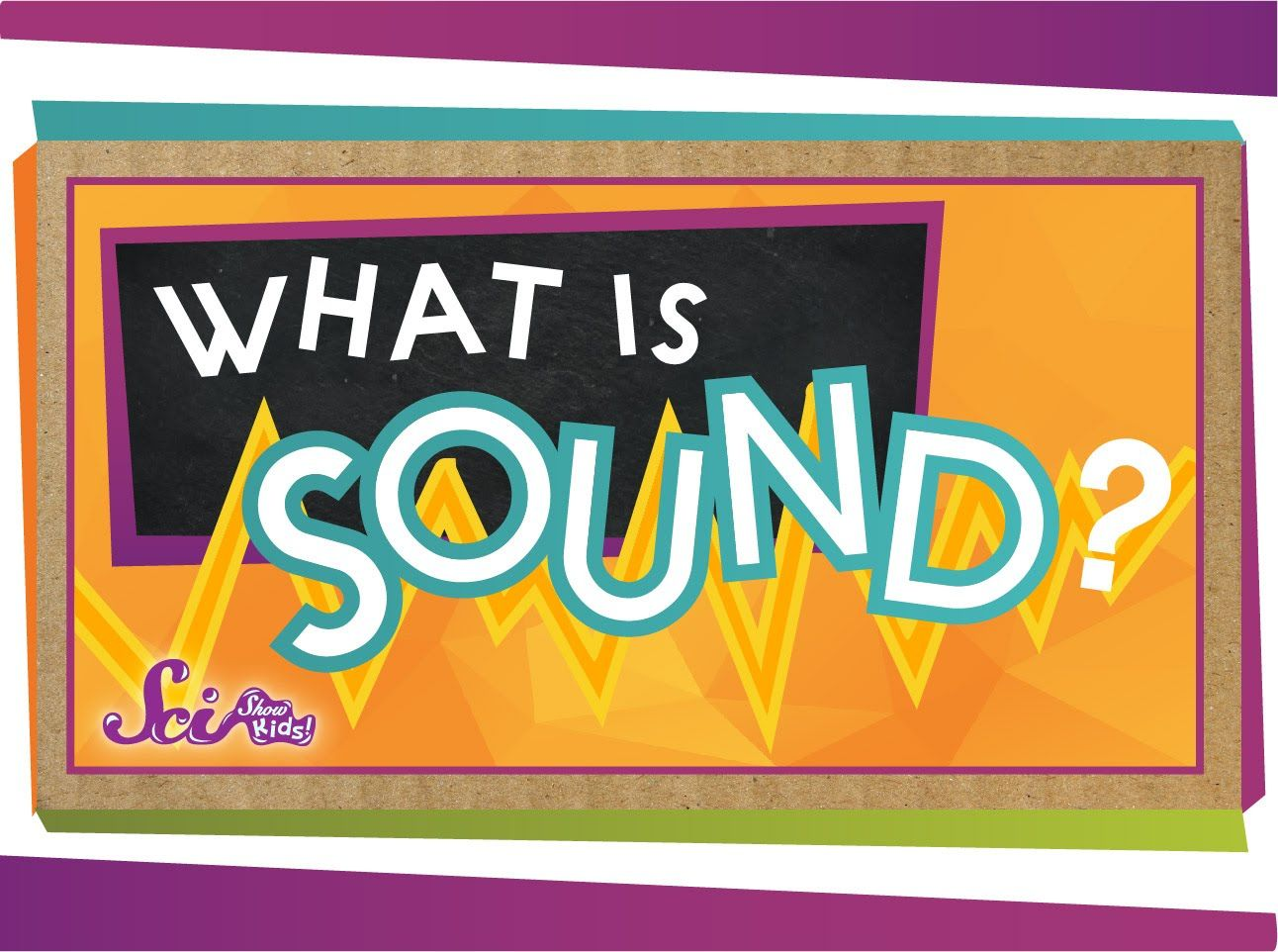 What is Sound? | Sound science, First grade science, Second grade science