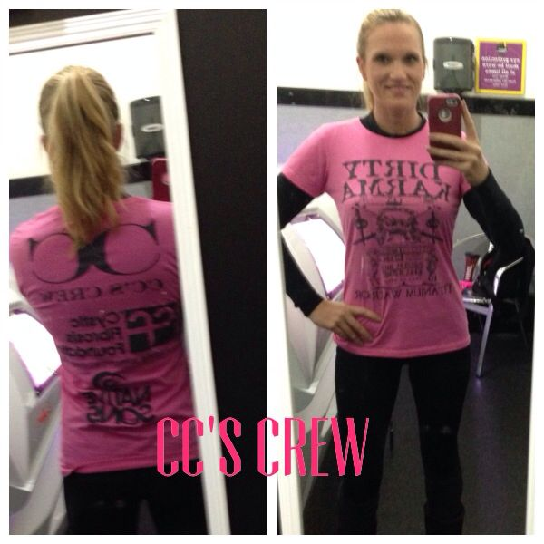 Reppin Cc S Crew At Planet Fitness Planet Fitness Workout T Shirts For Women Women