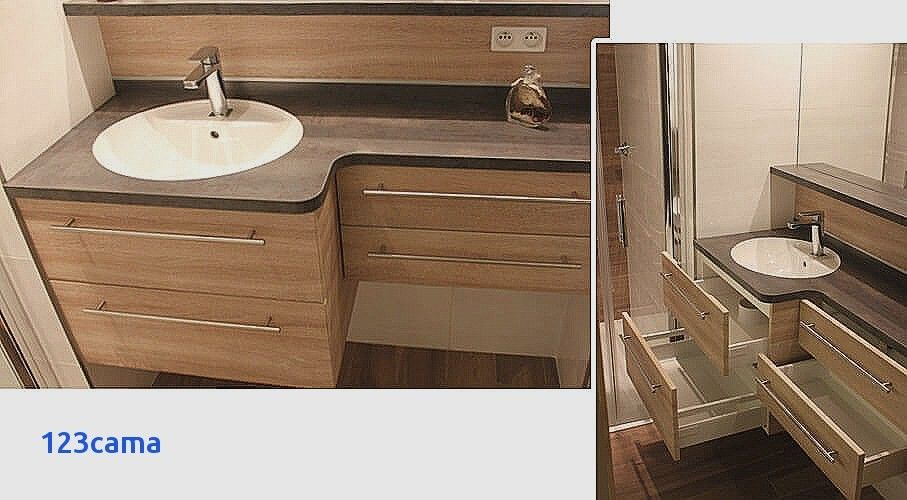 meuble vasque d angle pour salle de