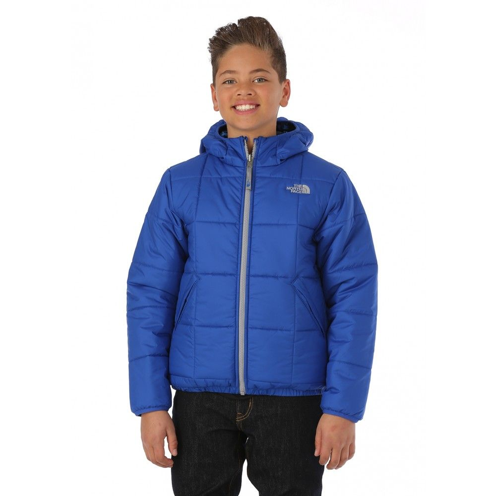 The North Face Boys Reversible Perrito Jacket Winterkids Com Boys Jacket Jackets Boys Winter Coats [ 1000 x 1000 Pixel ]