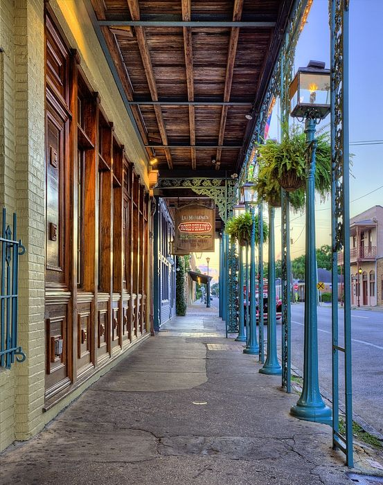 Seville Quarter By Jc Findley In 2019 The Florida