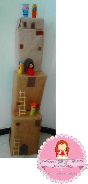 Historia Biblica Infantil A Torre De Babel Historias Biblicas