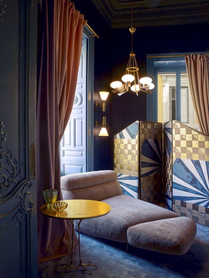 Rome  Le Palazzo Fendi par Dimore Studio   dimore   Salon, Maison, Deco 69da19c9d42