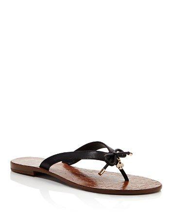 $kate spade new york Charles Flip-Flops - Bloomingdale's