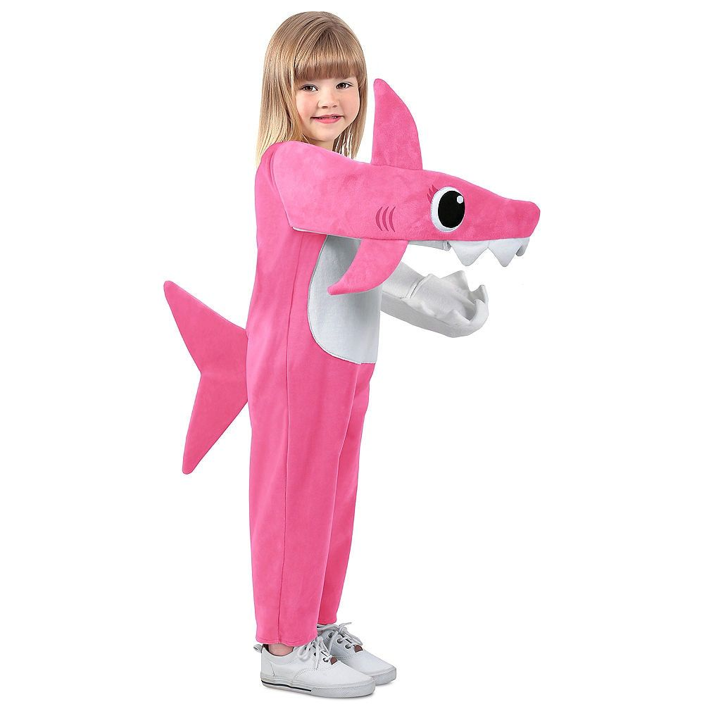 Child Singing Mommy Shark Costume | Party City Canada | Camilo