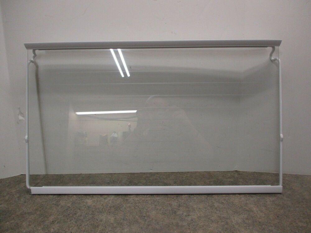 GE Refrigerator Glass Shelf