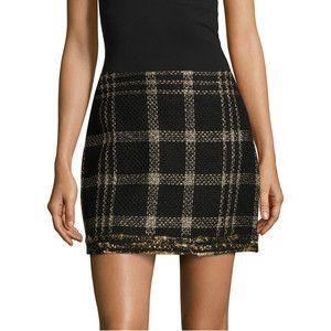 Rachel Zoe Women's Mabel Embroidered Mini Skirt - Size 0