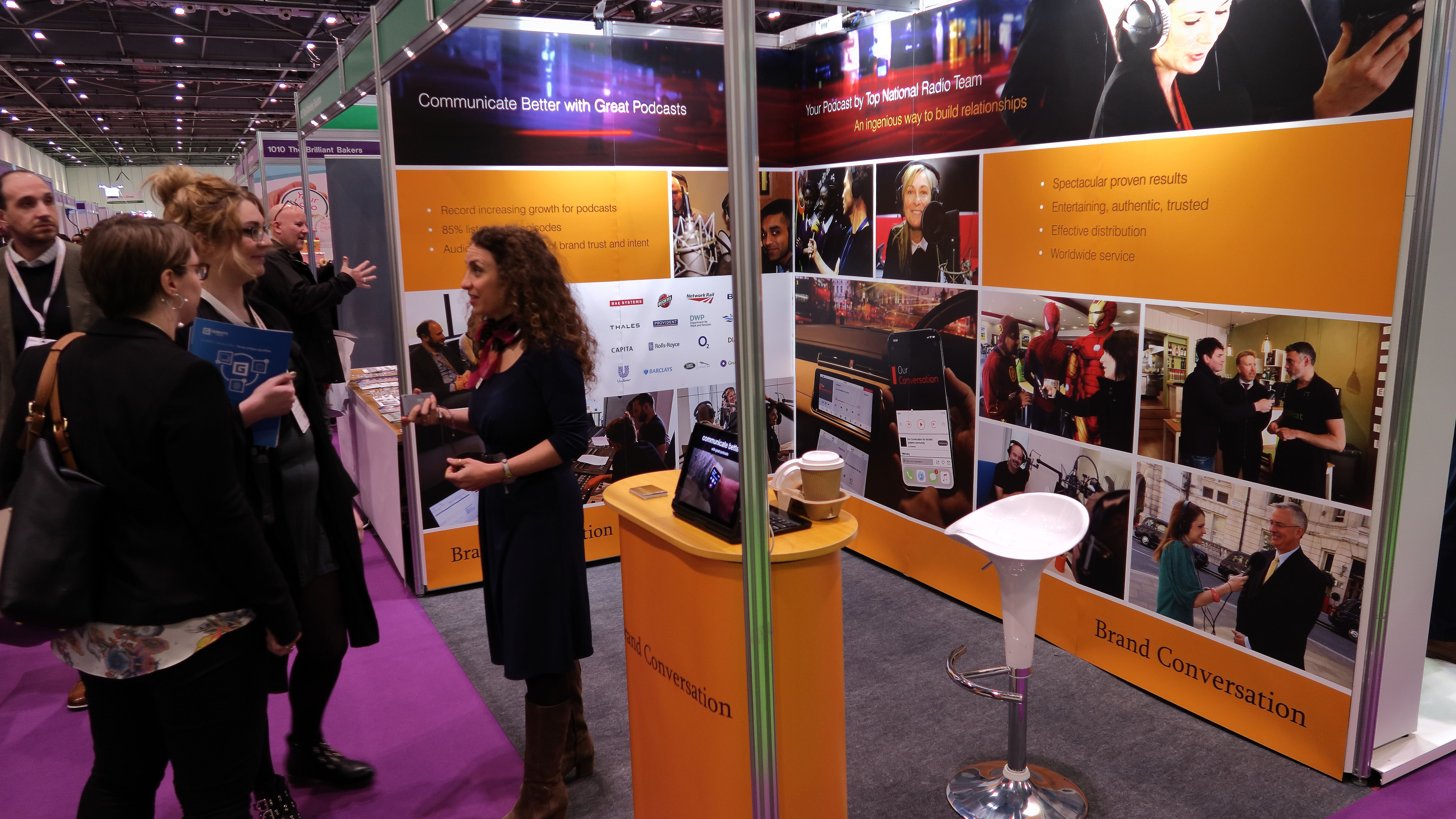 Shell Clad Exhibition Stand : Shell clad shell clad exhibition stands exhibition display