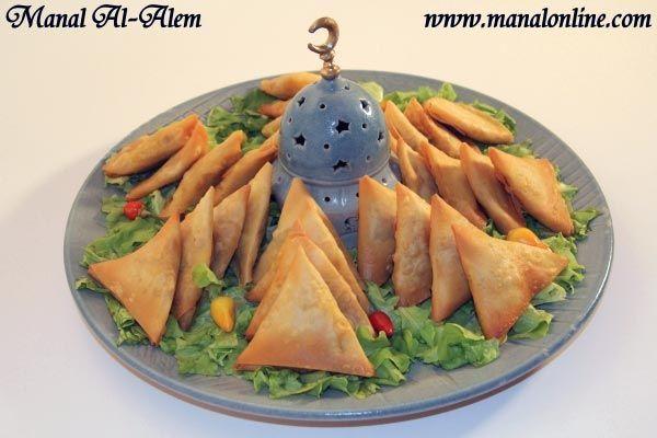 سمبوسك بالدجاج والجبن رمضان 2012 Recipes Cooking Recipes Ramadan Recipes