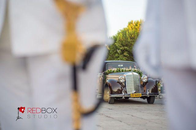 The Bride Arrives, by RedBox Studio