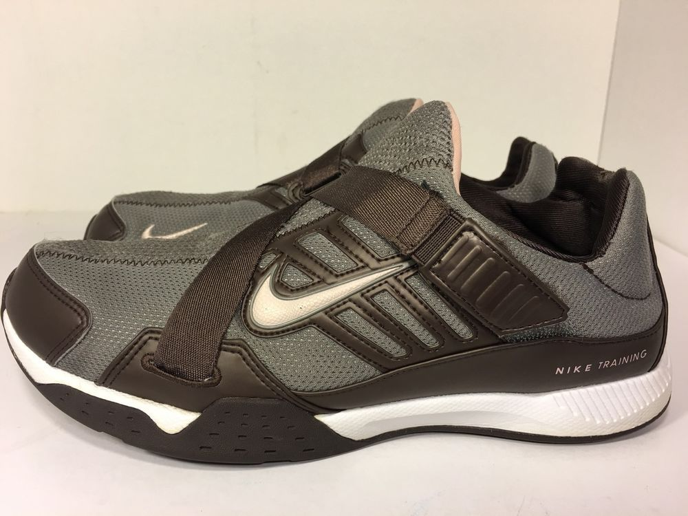 Nike Velcro Women's Cross Trainer Athletic Shoes Size 8