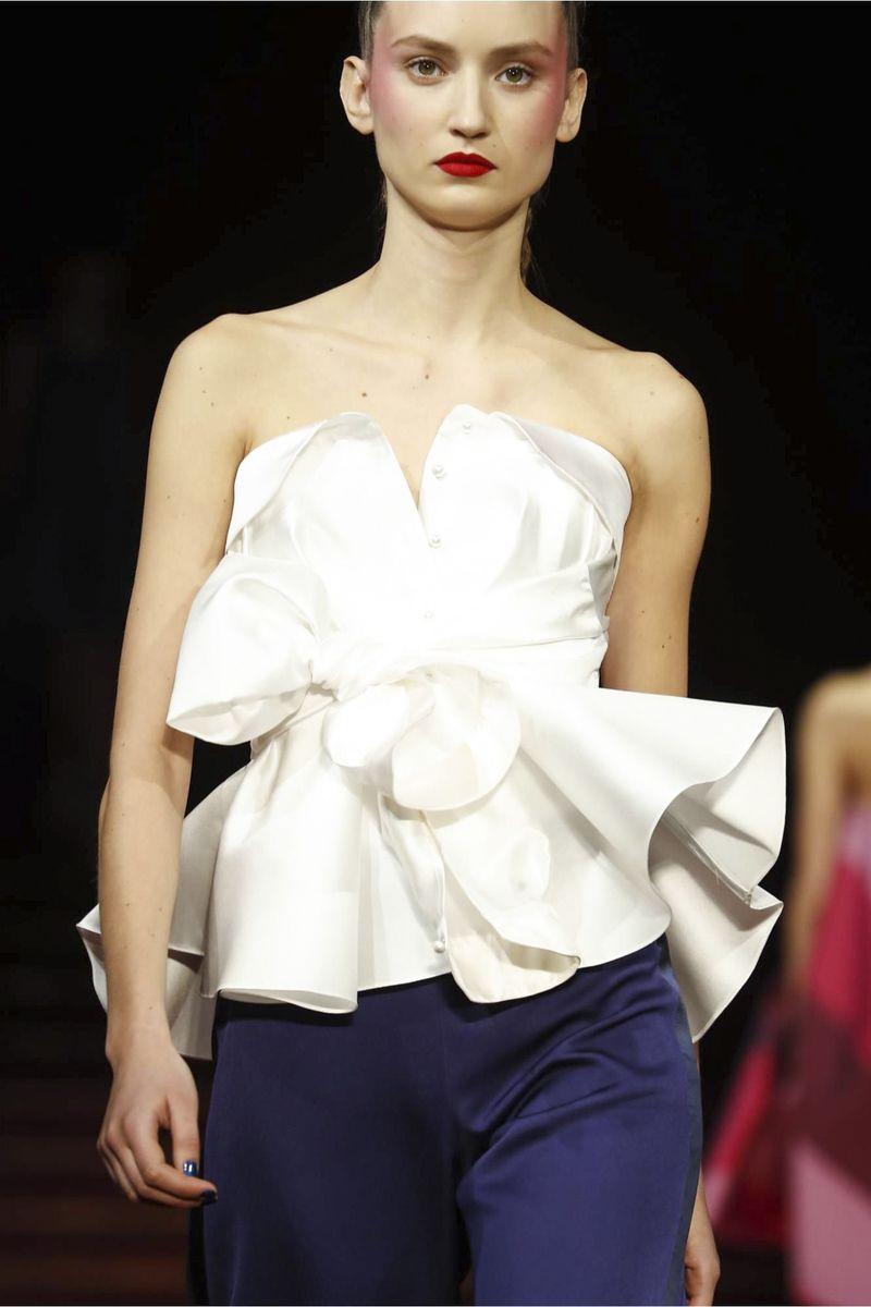 Alexis Mabille Couture Spring Summer 2018 Paris