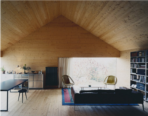 Not A Fan Of Pine Walls And Ceilings But The Clean Simplicity Is Wonderful Interior Home Interior Design