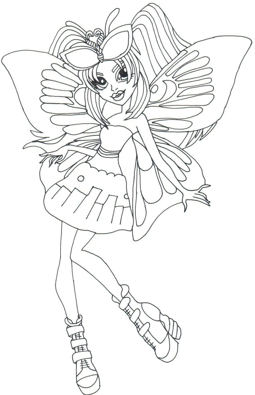 Monster High Luna Mothews Saved From Thebestlaurenmontgomery Tumblr