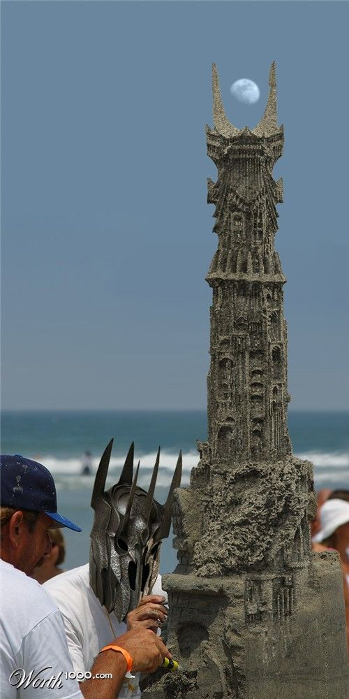 Pin by Roberts on Summer End | Sand castle, Beach sand