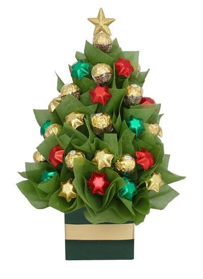 Candy Christmas Tree Little Christmas Trees Diy Xmas Gifts Christmas Diy