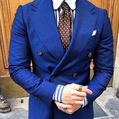 pinfranchise scott on hook ups  blue suit men mens