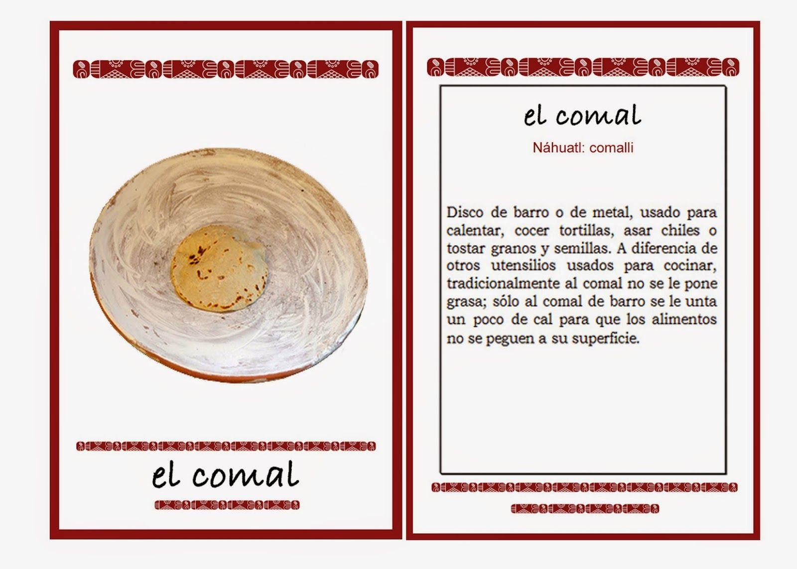 Del Náhuatl al Español: Lotería de sabores
