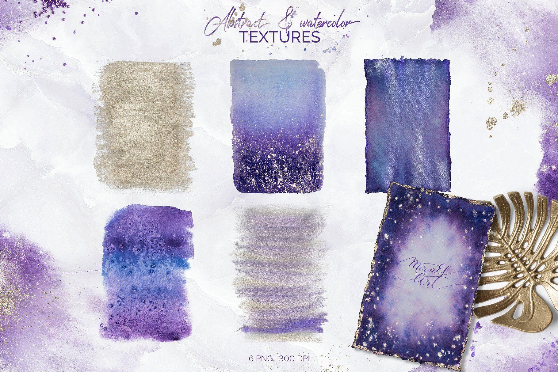 Violet Aura Watercolor Design Kit Violet Aura Watercolor Design Watercolor Splash Png