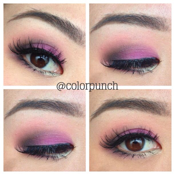 Colorful Eyeshadow For Brown Eyes Asian Makeup Asian Eyeshadow