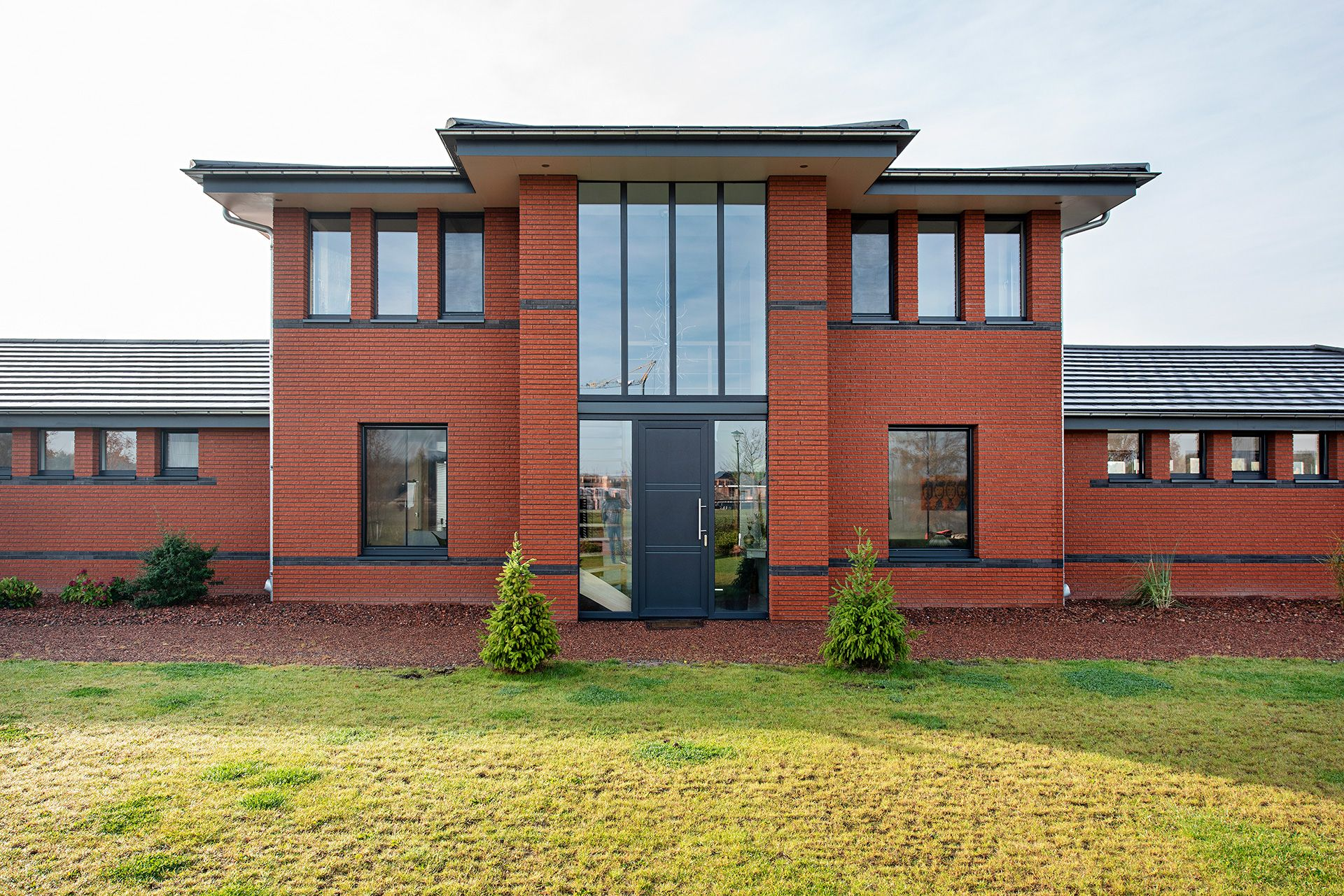 Villa gebouwd door hous luxe woningen villa arcen hous luxe