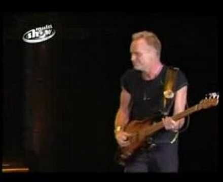 The Police Live In Rio - When The World Is Running Down